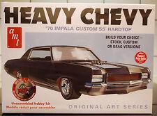 1970 Chevrolet Impala SS 3´n1, 1:25, AMT 895