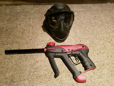 Tippmann Triumph, rebuilt and working, with a Jt mask - paintball lot
