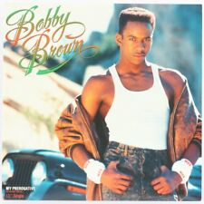 Bobby Brown , My Prerogative (Extended Remix)  Vinyl Record/LP *USED*