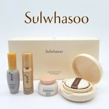 Sulwhasoo LUMINATURE KIT 4ITEMS Ginseng Renewing Serum Perfecting cushion makeup