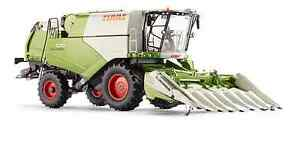 WIKING 077818 1/32 CLAAS 570 TUCANO COMBINE HARVESTER WITH CONSPEED HEADER
