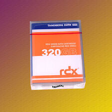 Tandberg 8536-RDX 320 GB, Data Cartridge Speichermedium, NEU & OVP