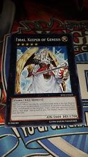 Tiras, Keeper of Genesis - BP01-EN029 - Rare - M/NM Yugioh