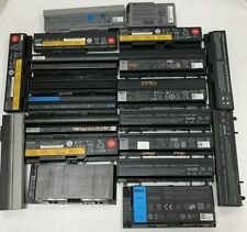 New listing Lot of 20 Misc. Laptop Battery Dead No Charge As-Is Parts or Repair only Dell Hp