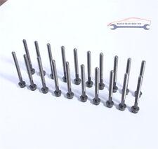 10Pcs Head Bolt Kit For VW Passat 06-17 2.0T Passat CC 09-12 1.8T 06D103385D