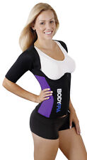 Sauna Vest with Sleeves Body Spa for Weight Loss Hot Shaper Yoga Crossfit 13830