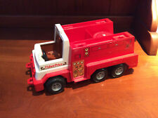 1983 Fisher Price #336 Fire Pumper Vehicle