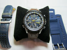 Citizen Blue Angels Eco-Drive Chronograph Men's Watch H800-S081165