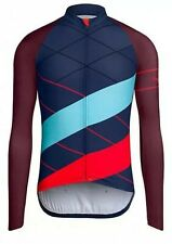 Rapha cycling long sleeve jersey Small size