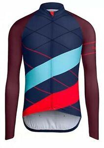 Rapha cycling long sleeve jersey XS size