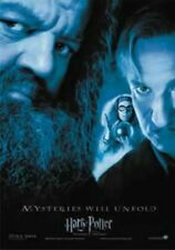 HARRY POTTER POSTER ~ PRISONER AZKABAN MYSTERIES UNFOLD 27x39 Movie Hagrid Lupin