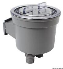 "Large Aquanet Water Strainer Separator Raw Cooling Filter Intake 1.5"" 1.25"" 300L"