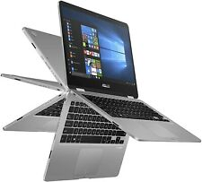 ASUS VivoBook Flip 14 2-in-1 HD Touchscreen Laptop, Intel 2.6GHz, 4GB RAM, 64GB