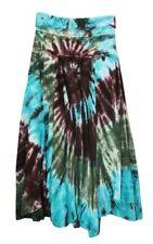 Romeo & Juliet Couture Boho Tie Dye Maxi Skirt, M