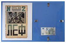 Rodchenko e rivista LEF, Russia URSS Comunismo: quadro cornice vetro 30x24