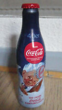 Orig100 JAHRE.COCA COLA  Alu Flasche limited  40er