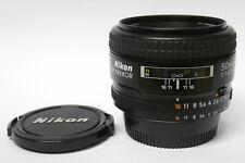 Nikon AF Nikkor 1,4 / 50  mm D Objektiv gebraucht