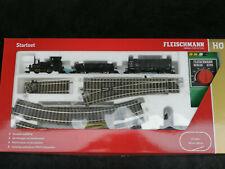 Fleischmann 633603 H0 DC Analog Startset Dampflok m. Wagen NS Ep 3 Profi Gleis