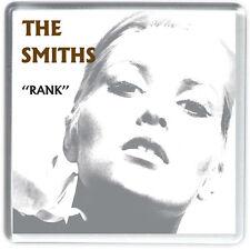 The Smiths Rank album cover coaster