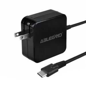 For Acer Chromebook 315 CB315-2H CB315-2HT 45W USB-C Charger AC Power Adapter