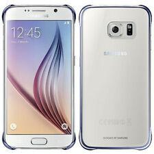 Samsung Galaxy S6 funda transparente - azul oscuro