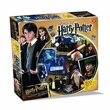 World of Harry Potter Philosophers Stone 500 Piece Jigsaw Puzzle