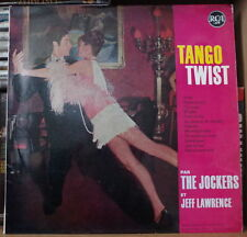 THE JOCKERS ET JEFF LAWRENCE TANGO TWIST CHAZOT/DORLEAC COVER FRENCH LP