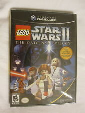 Lego Star Wars II: The Original Trilogy (Nintendo GameCube) Brand New, Sealed!
