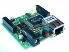 Microchip PIC Ethernet Board, RS232 & Web-Based Config., CAN