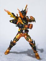S.H.Figuarts Masked Kamen Rider Build CROSS-Z MAGMA Action Figure BANDAI NEW