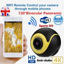 Floureon 720p HD Sports DV Binocular Panoramic Anti-shake for Mobile Phone OTG