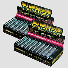 40x Super Burner - Stärkstes L Carnitin Liquid a 25ml Ampullen Fatkiller 2000mg
