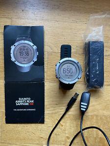 Suunto Ambit3 Peak HR GPS-Uhr Fitnessuhr Aktivitätentracker Pulsuhr Tracker