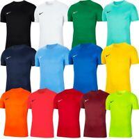 Nike Park Mens Dri-Fit Crew Sports Gym Football T Shirt Top Tee S-XXL