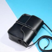 Woman Lady Small Vintage Purse Bag Leather Cross Body Shoulder Messenger Bag CA