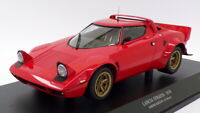 Minichamps 1/18 Scale Model Car 155 741701 - 1974 Lancia Stratos - Red