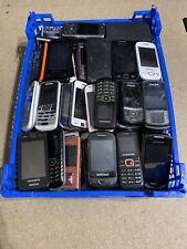 Lot de 110 Téléphones Mobiles SAMSUNG HS Pour Pièces