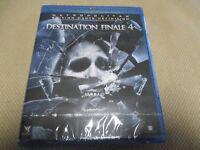 """BLU-RAY NEUF """"DESTINATION FINALE 4"""" film d'horreur de David R. ELLIS"""
