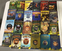 Lot of 5 books - Warriors Series - RANDOM MIX- Free Shipping