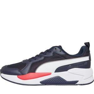 Puma Mens Redbull Racing X-Ray comfort shoes navy