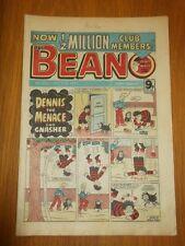 BEANO #2050 31ST OCTOBER 1981 BRITISH WEEKLY DC THOMSON COMIC