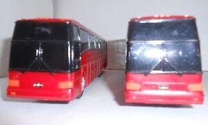 Rare VanHool Bus Replica's Lot of 2