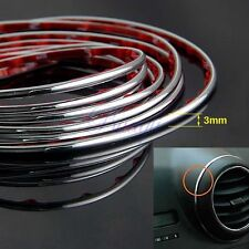 3M Car Decoration Moulding Trim Strip for Air Condition Rim Taillight 3mm MA3 MA