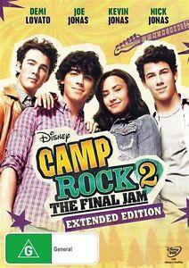 Camp Rock 2 : The Final Jam : NEW DVD