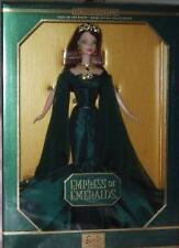 Empress of Emeralds Barbie Royal Jewels Collection