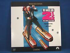 Naked Gun 2 1/2 Leslie Nielsen Priscilla Presley PG-13 WS Extended Ed Comedy LD
