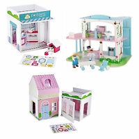 ELC Rosebud Kids Pretend Role-Play Hospital Pet House Buildings Girls Boys Fun