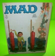 MAD Magazine July 1964 No 88 Fireworks Cover Vintage The Beatles Beatlemania