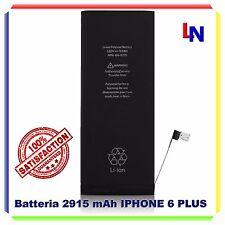 BATTERIA ORIGINALE IPHONE 6 PLUS 2915 mAh ZERO CICLI  NUOVA RICAMBIO