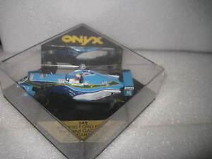 1.43 ONYX F1 PACIFIC FORD PR02 #16 BERTRAND GACHOT GP CANADA  #243 CRACKED  CASE